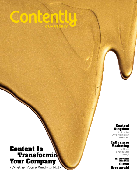 Contently Quarterly The Summer 2016 Issue
