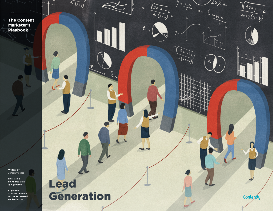 The Content Marketer's Playbook: Lead Generation
