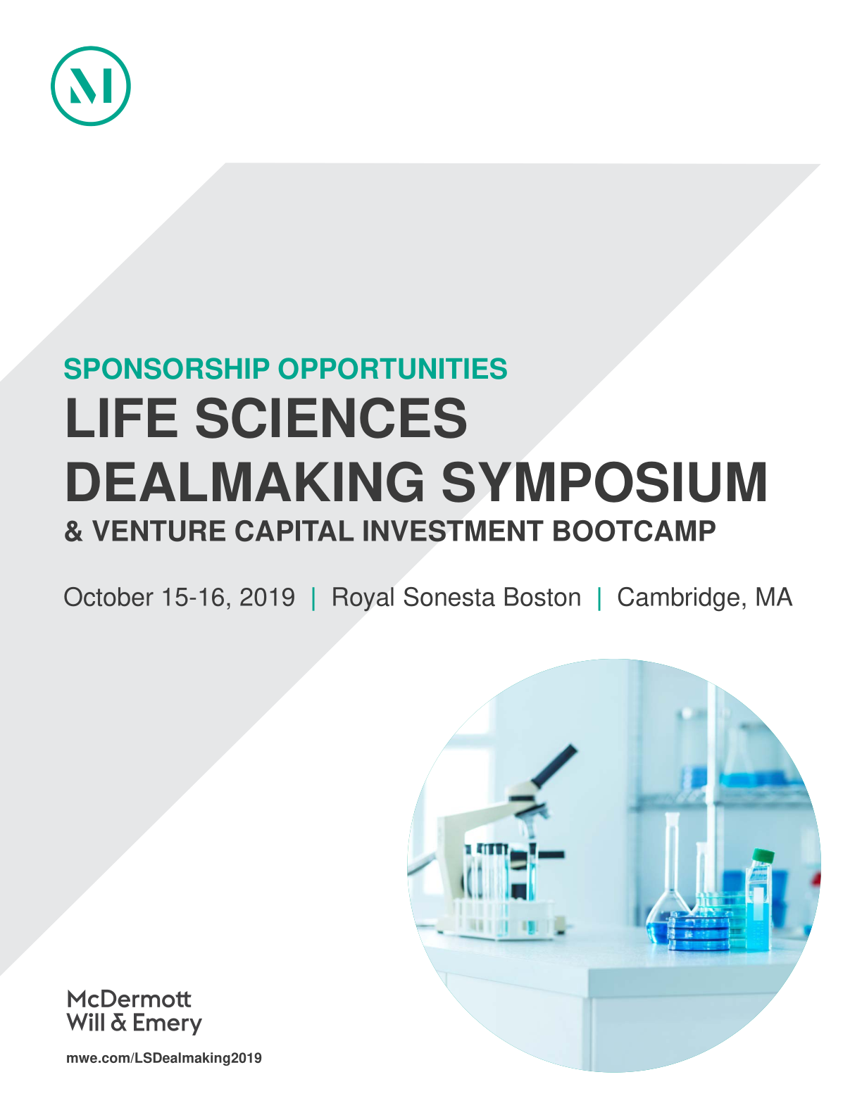 Image result for 2019 Life Sciences Dealmaking Symposium & Venture Capital Investing Bootcamp